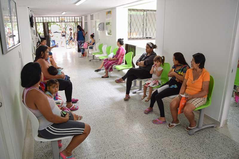 Centro de Salud Villarosa