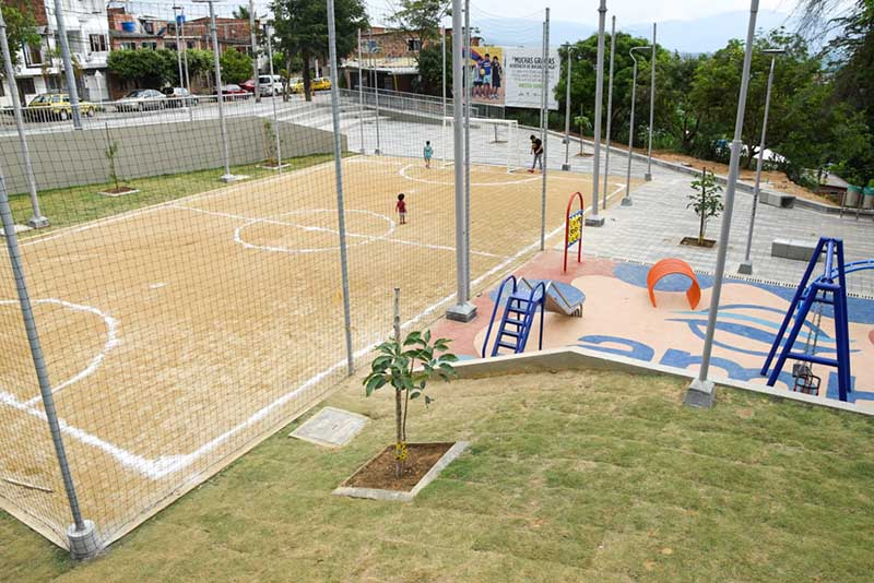 Parque Deportivo Cristal Alto
