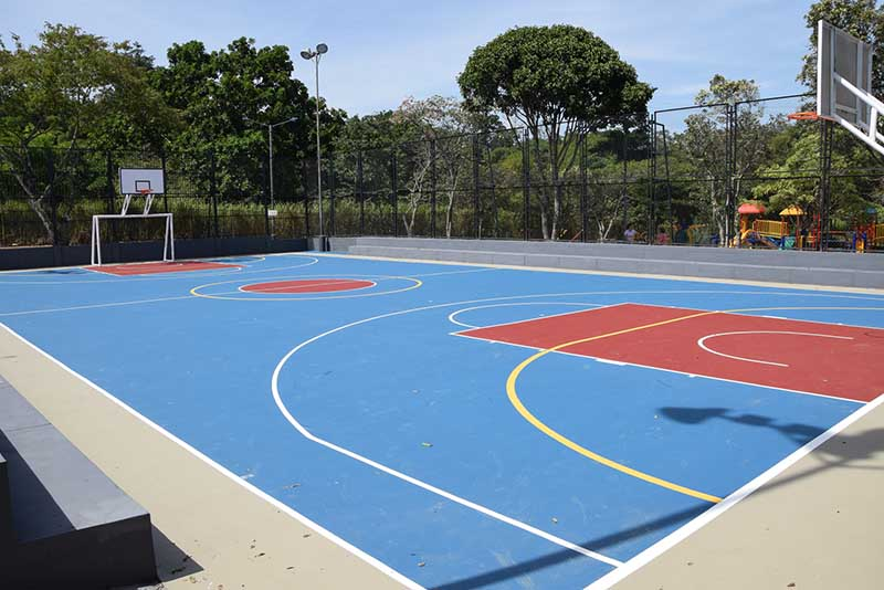 Polideportivo San Luis