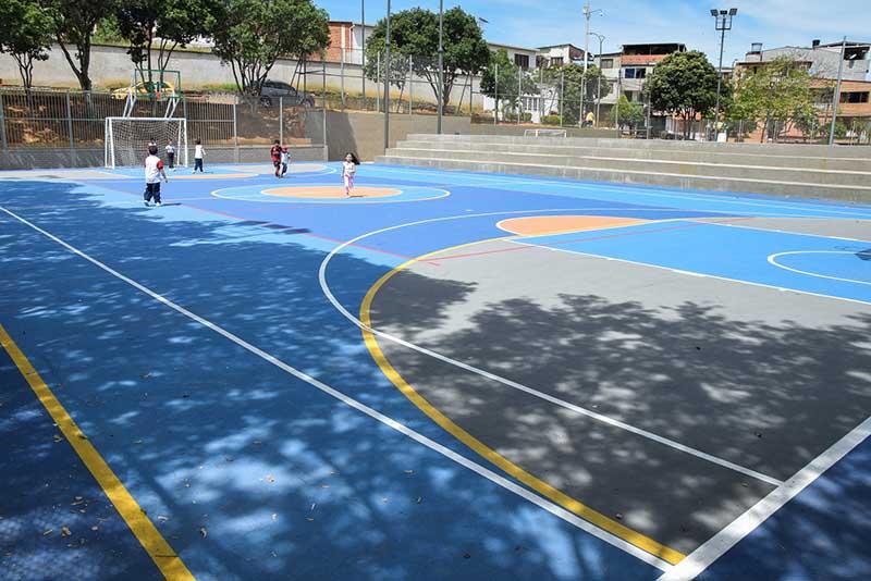 Parque Deportivo Coaviconsa