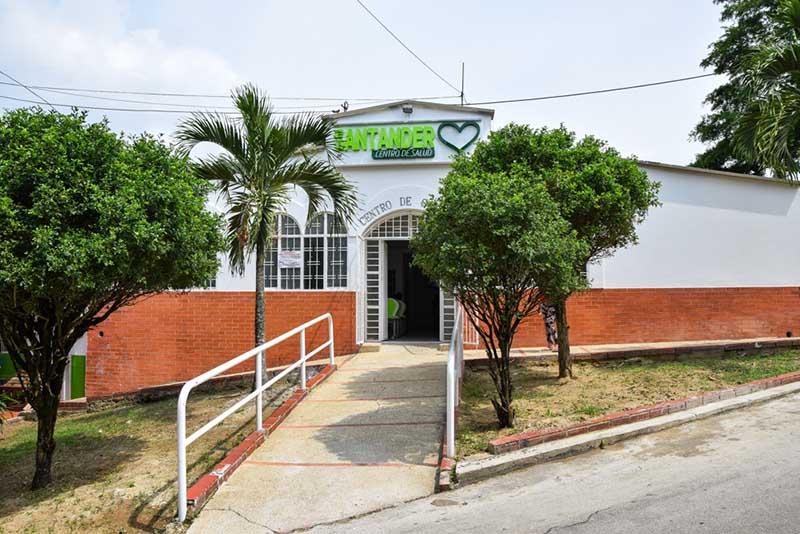 Centro de Salud Santander