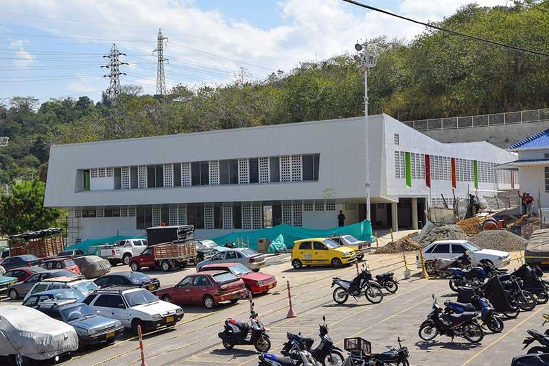Centro de Desarrollo Infantil Campo Madrid