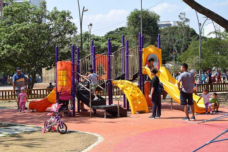 Juegos Infantiles Parque de los Niños