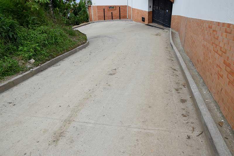 Placa Huella Vereda San José