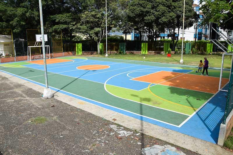 Polideportivo Ciudad Bolívar