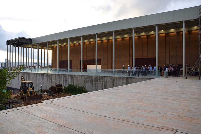 Centro de Convenciones – Neomundo