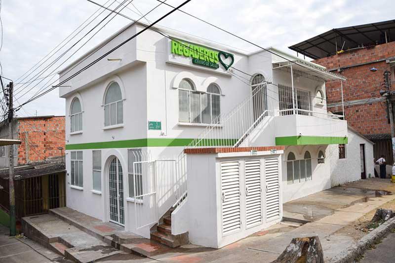 Centro de Salud Regaderos