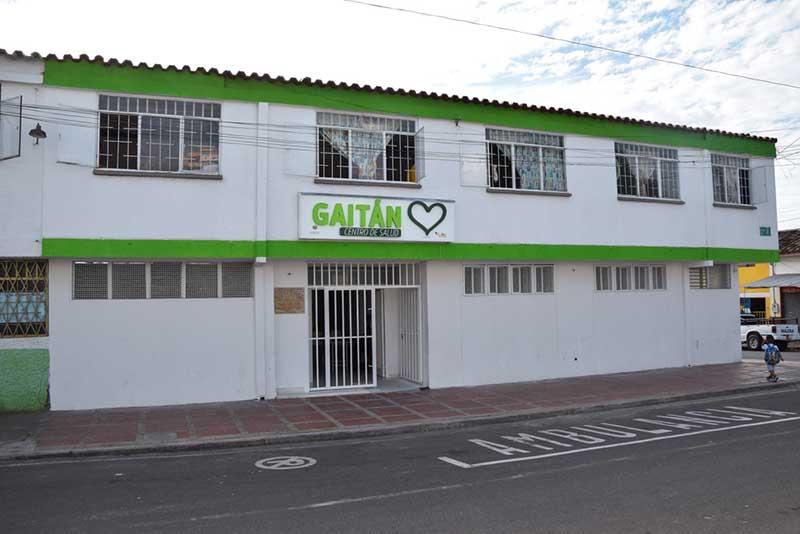 Centro de Salud Gaitán
