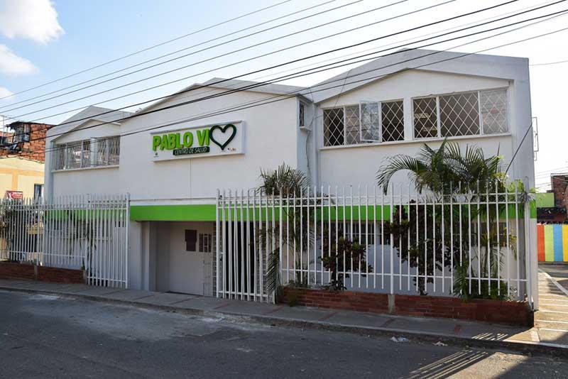 Centro de Salud Pablo VI