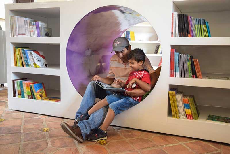 Sala de Lectura - Yolanda Reyes Villamizar