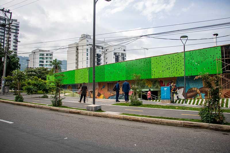 Espacio Público Plaza Guarín