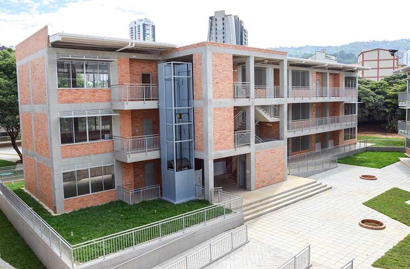 Ampliación del Colegio La Normal