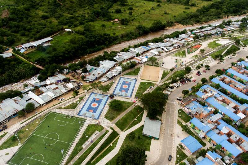 Parque Lineal Río de Oro